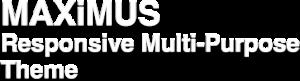 MAXiMUS Responsive Multi-Purpose Theme